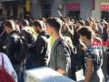 Sciopero studenti Formia