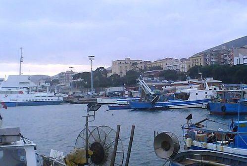 Piano Regolatore Portuale della Città di Formia