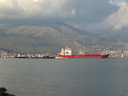 Pontile petroli, già nel 2014 la proposta di spostamento di Mitrano e Bartolomeo