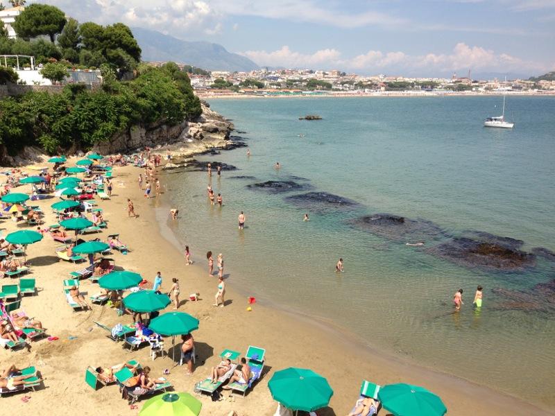 A 8 spiagge pontine la 'Bandiera Verde' 2019