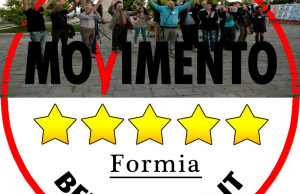 Formia/M5S in piazza per due raccolte firme