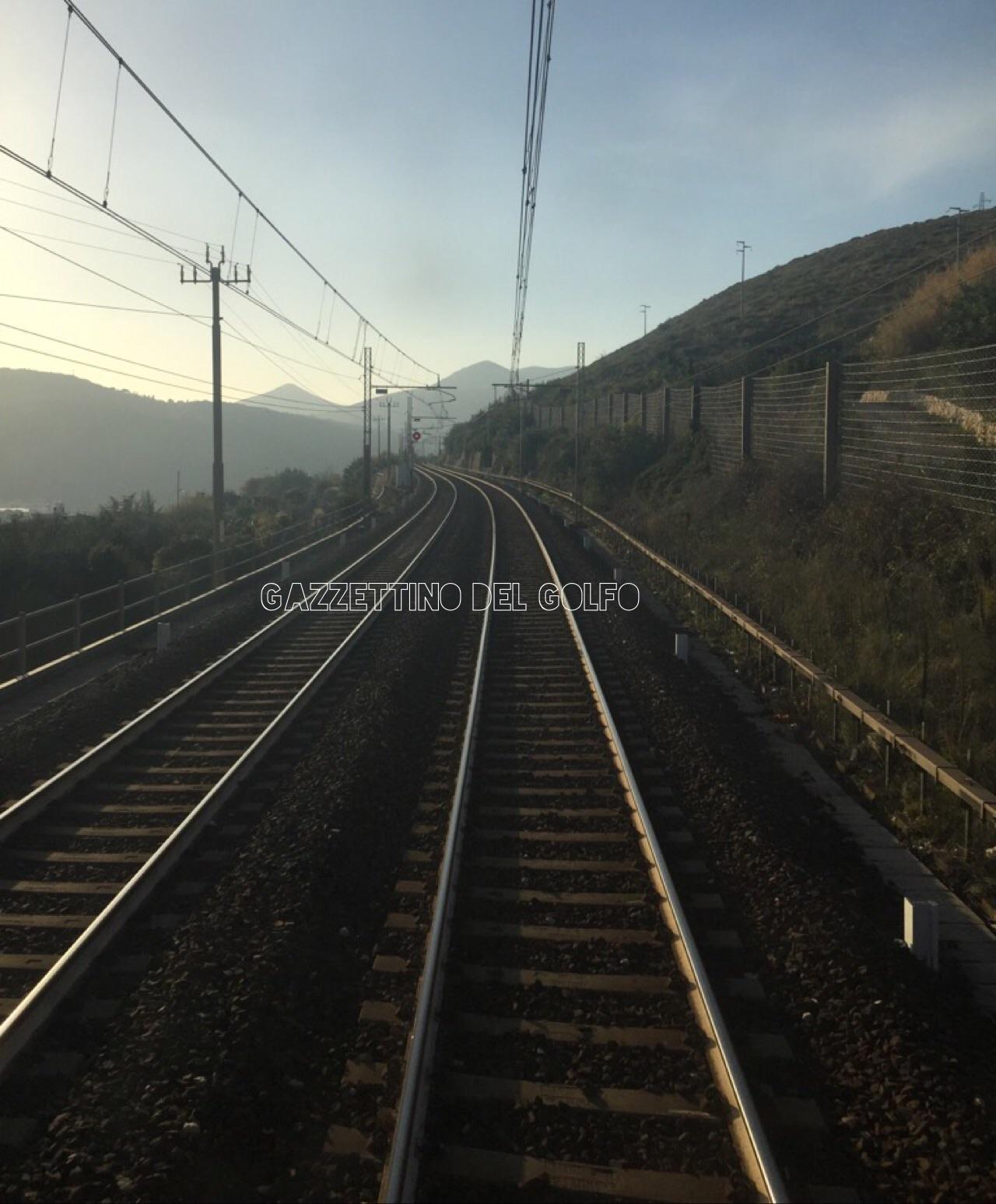 Traffico ferroviario, Roma – Formia sospeso causa investimento di un animale