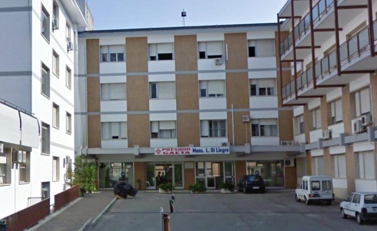 """Simeone sul nuovo ospedale di Gaeta: """"fumo negli occhi dei cittadini"""""""