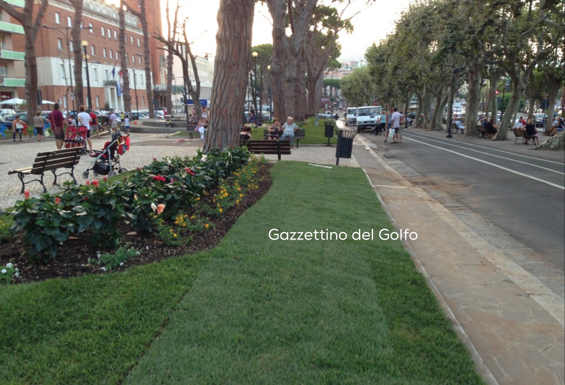 Ufficio Verde Pubblico : Cagliari acque depurate per il verde pubblico eventi comune