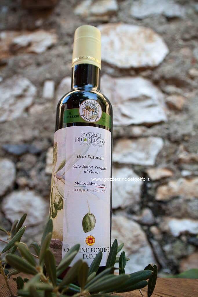 L'olio Don Pasquale di Cosmo Di Russo tra i migliori 20 extravergine del mondo
