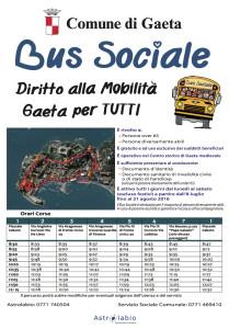 Bus+sociale  locandina