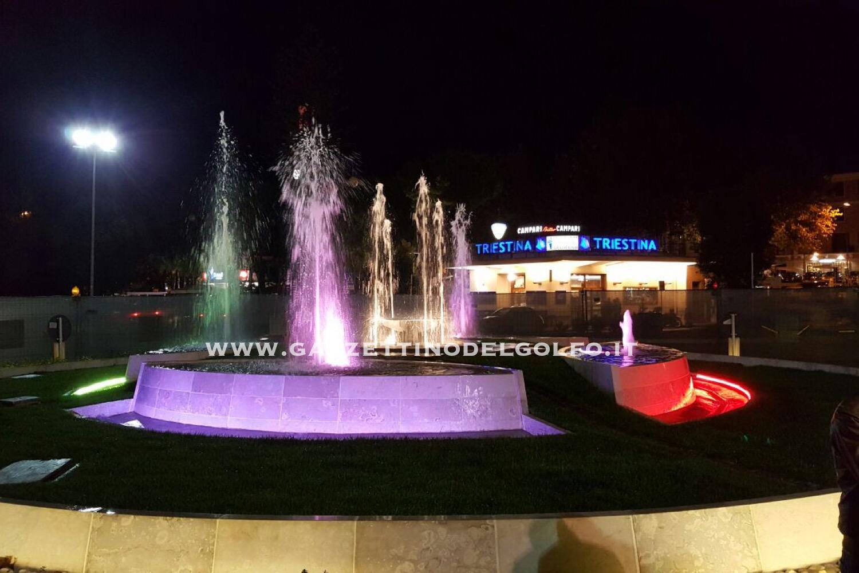 SLA: XI Giornata nazionale, la Fontana di S. Francesco a Gaeta si colora di verde