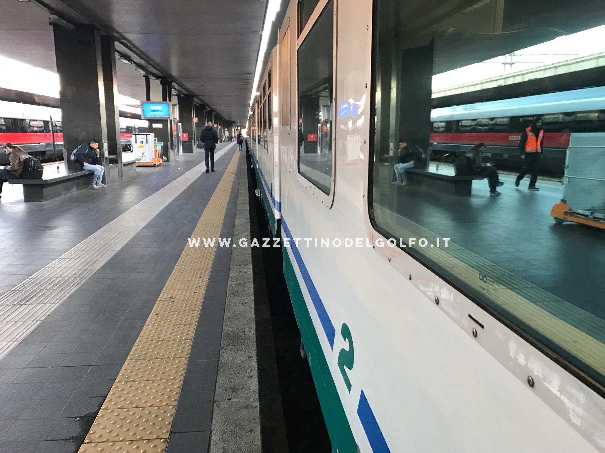 Sicurezza a terra e sui treni grazie alla Polfer di Formia