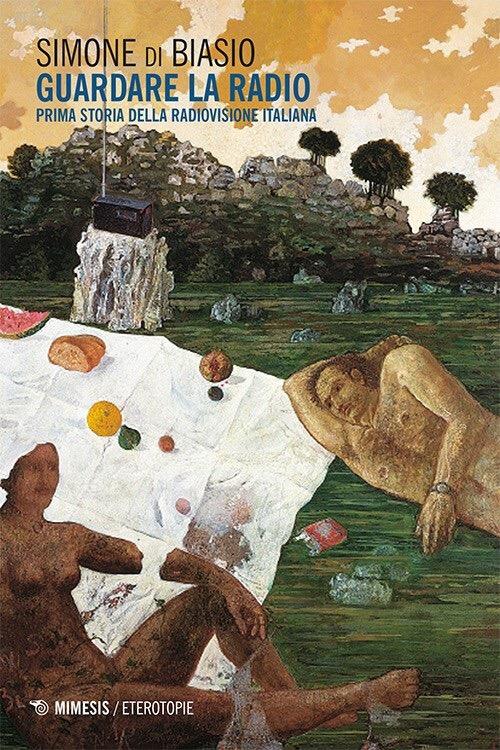 """Formia/""""Guardare la radio"""", il libro di Simone Di Biasio sabato 28 alla Torre di Mola"""