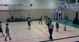 Basket, rivincita per gli under 14 di Serapo 85 contro lo Studio Sport di Latina