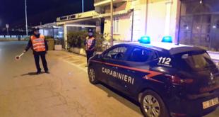 Fine settimana di controlli dei Carabinieri a Gaeta: Tre denunce