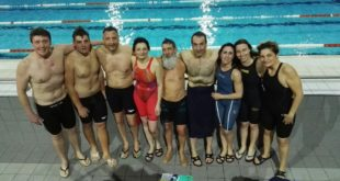 Nuoto, Master della Serapo Sport un altro successo