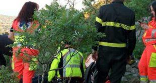 Cade dal picco di Circe: ferito un 34enne di Gaeta