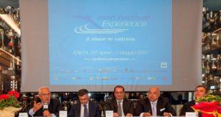 Presentato a Napoli il Med Festival Experience, appuntamento a Gaeta dal 22 Aprile al 1 Maggio