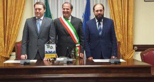 Gaeta, Sindaco Mitrano incontra sindaco di Sestroretsk (Federazione Russa) per sviluppare rapporti di amicizia e collaborazione