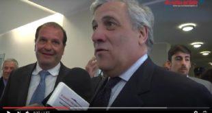 """Tajani: """"Un'Amministrazione che vuole migliorare il proprio standard deve guardare verso Bruxelles"""" (#video)"""