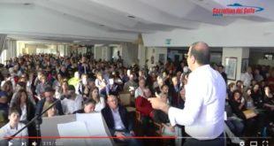 Elezioni a Gaeta, Mitrano presenta le liste e il programma elettorale (#video)