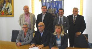 Tre conferme e quattro new-entry, presentata la nuova giunta comunale di Formia