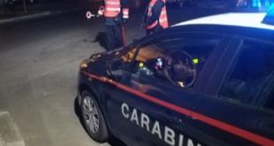 Gaeta, notte di controlli. Carabinieri denunciano donna con plurimi precedenti