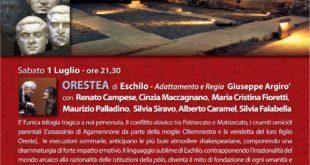 """Formia: Dal 1 al 29 luglio torna il """"Festival del Teatro Classico"""". Cinque appuntamenti presso l'area archeologica di Caposele"""