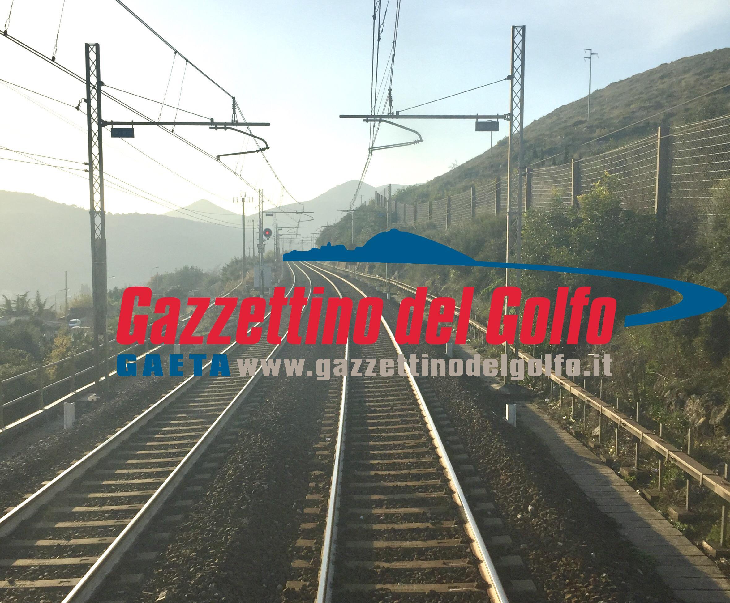 Un uomo investita dal treno Roma-Napoli: ritardi fino a 120 minuti