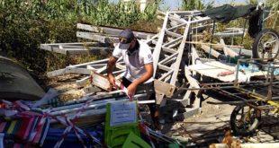 Guardia Costiera: Operazione di contrasto all'attività illecita della preventiva occupazione abusiva delle spiagge – Sequestri e sanzioni amministrative per oltre 30.000 Euro
