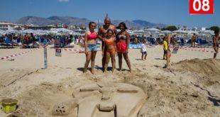 Gaeta, emozioni e novità alla gara di Castelli di Sabbia