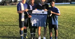 """Tre giovani """"under"""" della PSG Don Bosco Gaeta al Priverno"""