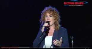 Gaeta, Fiorella Mannoia incanta l'Arena Virgilio (#foto-#video)