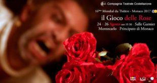 """Festival mondiale di Montecarlo, l'Italia in finale con la compagnia teatrale formiana """"Costellazione"""""""