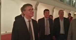 """Gaeta, Cantone presenta """"La corruzione spuzza"""". Prima del convegno visita nei locali dell'IPAB SS Annunziata"""