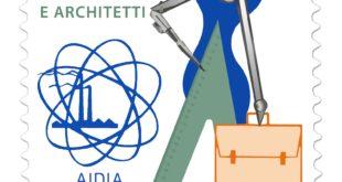 Associazione Italiana Donne Ingegneri e Architetti, ecco il francobollo