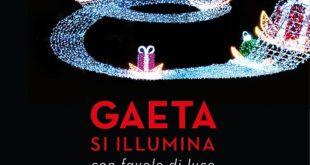 Favole di Luce… Gaeta si illumina: Save the date 4 novembre 2017 ore 17 Piazza della Libertà