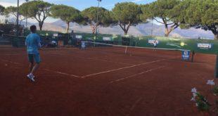 Claudio Grassi si aggiudica gli Assoluti di Tennis 2017 della Provincia di Latina