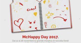 Aiutiamo la fondazione Ronald McDonald