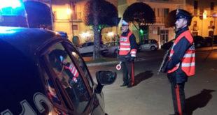 Gaeta, controlli dei Carabinieri: denunce contravvenzioni e segnalazioni