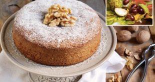 Torte di Castagne e Noci: scopri le ricette per i sapori di stagione