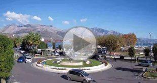 Luminarie di Gaeta, webcam sulla Fontana di S.Francesco: Segui live lo spettacolo!