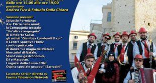 Sciusci & formianitá, il 29 Dicembre a Castellone