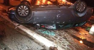 Carambola tra auto a Gaeta: Denunciato un 35enne