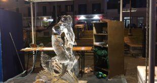 Word Ice Art Competition a Gaeta: La sfida è partita! (#video)
