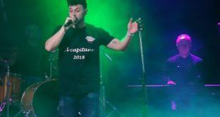 """Amato Scarpellino: grande successo a Formia per la presentazione del nuovo album """"Il Capitano"""" (#video)"""