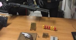 Formia, si finge appartenente alle forze dell'ordine: Arrestato per detenzione illegale di munizioni e falso tesserino