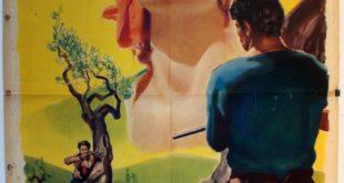 """Il Golfo di Gaeta un set a cielo aperto: """"Non c'è pace tra gli ulivi"""" di Giuseppe de Santis (1950)"""