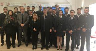 Nuovi ufficiali per la Marina Mercantile: l'ITS Fondazione G. Caboto consegna i diplomi ad altri 28 allievi offrendo concrete opportunità di lavoro