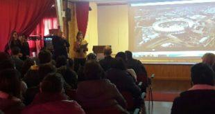 """""""Sportiva….mente"""", gli studenti del Celletti incontrano il campione olimpico Daniele Masala"""