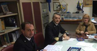 Firmata la convenzione per lo stage formativo tra il Caboto e la Guardia Costiera di Gaeta