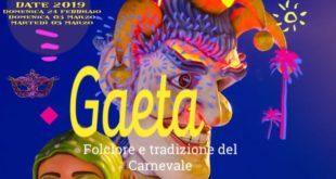 Gaeta, ecco le date ufficiali del Carnevale 2019. Online il sito web ufficiale