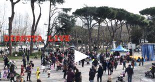 Grande festa di Carnevale a Gaeta. Guarda lo spettacolo dalla live webcam