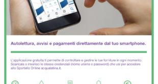 Nasce l'APP per smartphone di Acqualatina